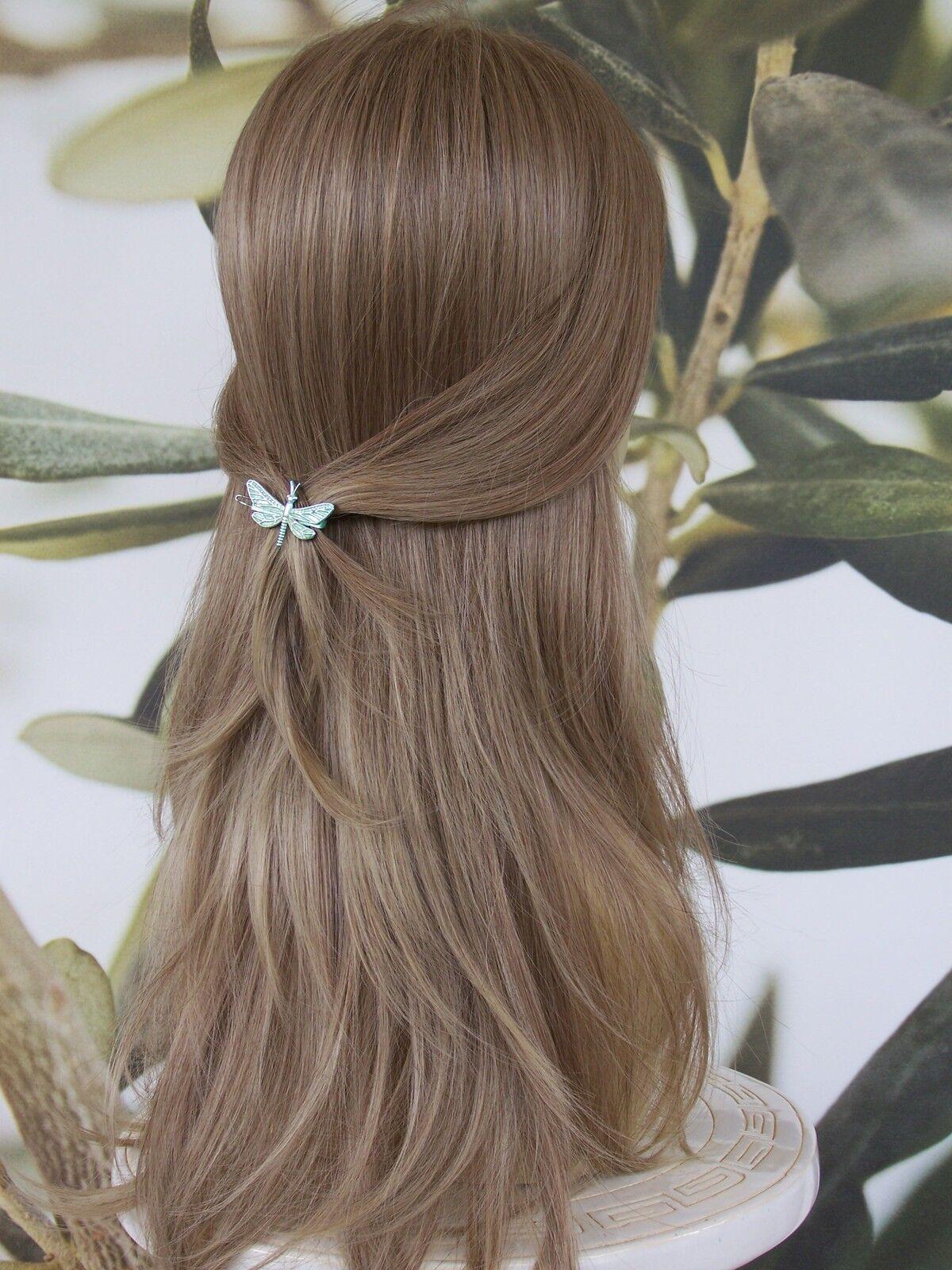 Full Womens Ladies Fashion Hair Wig Long Light Brown
