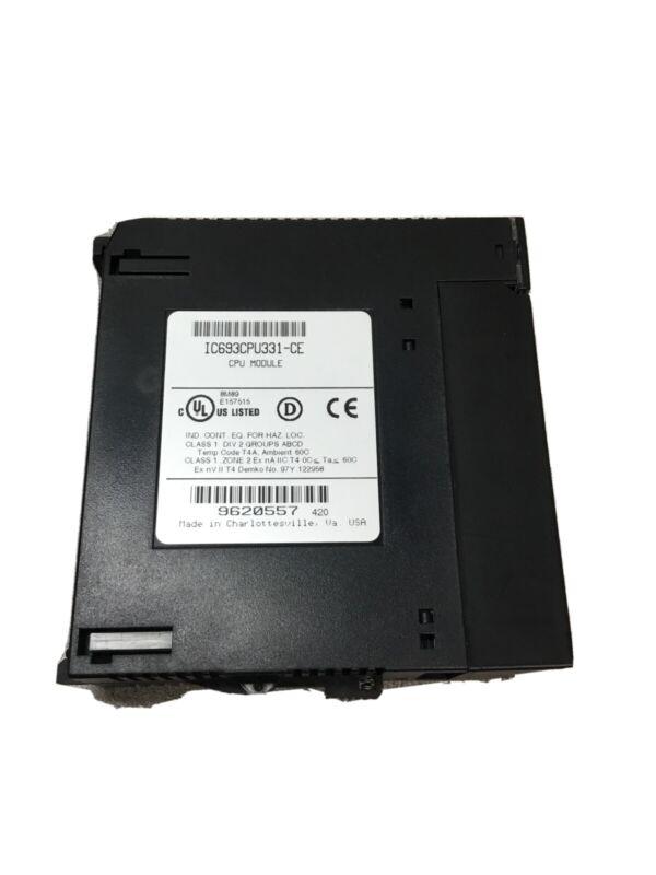 GE-Fanuc IC693CPU331-CE CPU Module