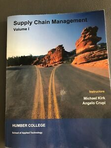 Suppy chain management books