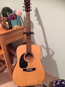 Jay Jr left handed guitar