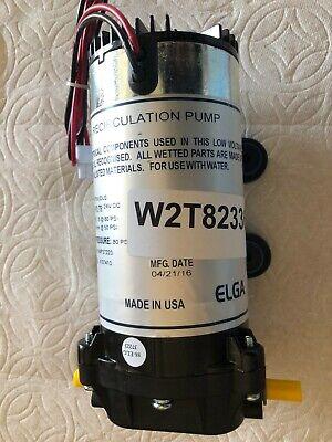 Elga Recirculation Pump  Pump37223 24v Dc New