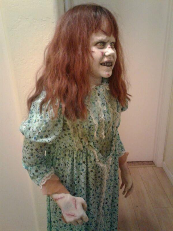 Exorcist life size replica