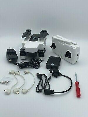 Hubsan Zino GPS 5G WiFi FPV UHD 4K Camera 3-Axis Gimbal RC Drone