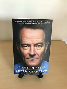 Bryan Cranston A Life in Parts book Caringbah Sutherland Area Preview