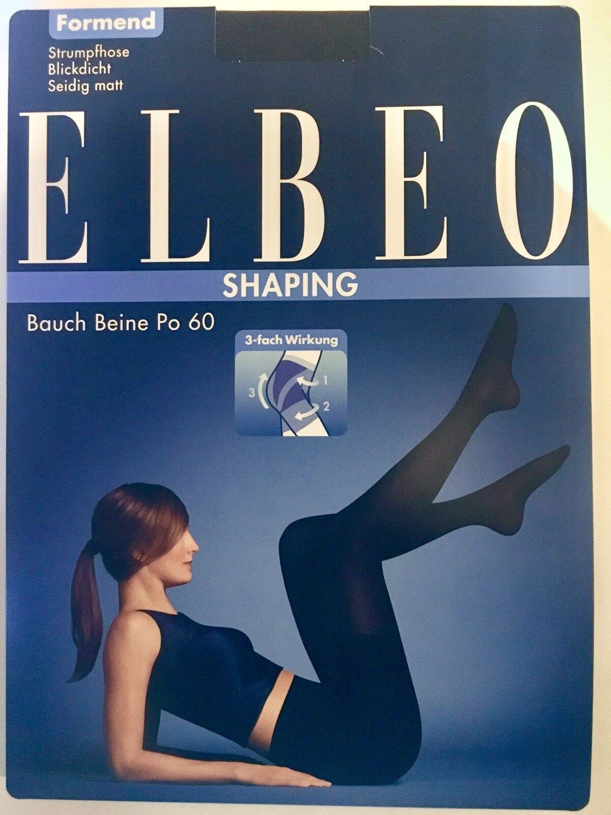 Elbeo Strumpfhose Shaping Bauch Beine Po Den 60 Sonderangebot