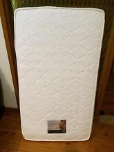 Inner Spring Cot Mattress - excellent condition Figtree Wollongong Area Preview