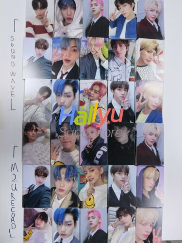 "TXT ""minisode1 : Blue Hour"" - Lucky Draw Event Plastic Photo Card (Ver. 2)"