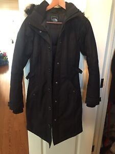 Woman's xs north face winter coat