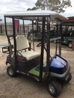 Single seat Golf Cart
