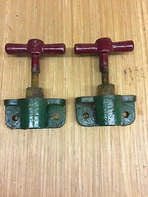 Mangle Roller Tensioners