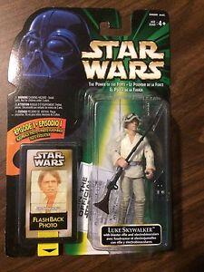 Star Wars Luke Skywalker Action Figure