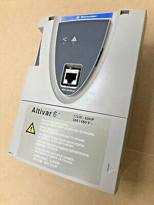 Variable Frequency Drives TELEMECANIQUE SQUARE D 1HP/0.75KW ...