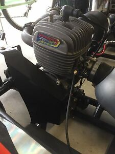 100cc Yamah J engine Young Young Area Preview