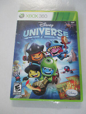 Disney Universe - XBOX360 - Video Game - Suit up with 45 costumes and upgraded t