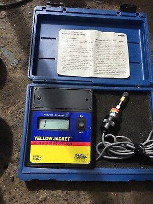 Yellow Jacket Super Evac Lcd Vacuum Gauge 69070
