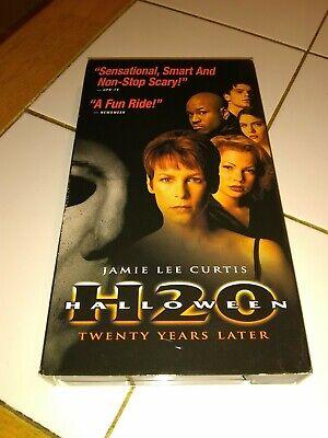 Halloween H2O VHS 1998 Jamie Lee Curtis](Halloween 2 Jamie Lee Curtis)