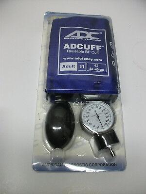 New ADC ADCUFF Blood Pressure Monitor Nylon Cuff Adult 11775 Series