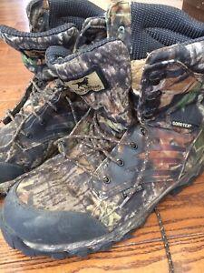 Irish Setter Camouflage boots