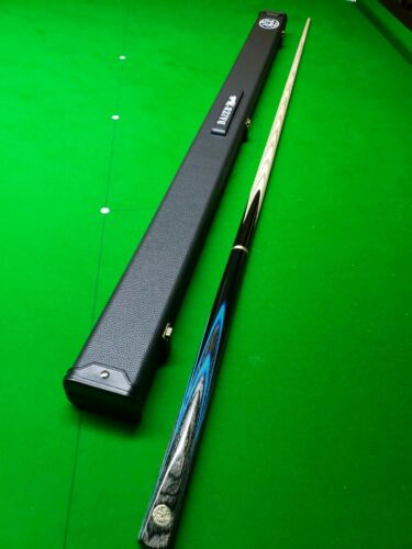 Pool Snooker Cue 3/4 High Quality Baizemaster ash and ebony cue With hard Case