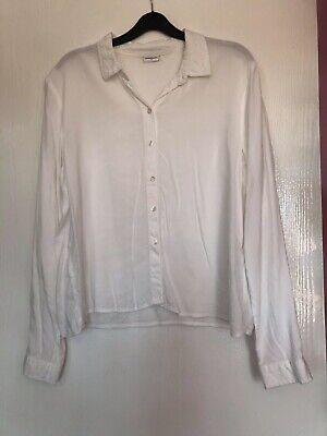 ASOS Jacqueline De Yong 12 White Shirt