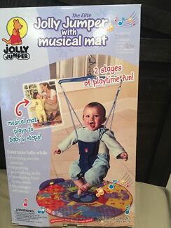 Baby jolly jumper
