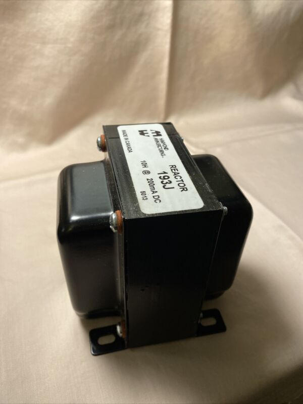 Hammond Manufacturing 193J DC Filter Choke 10H