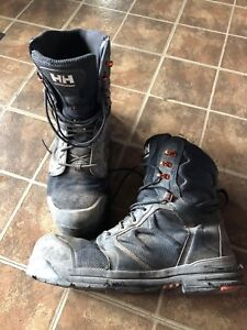 Helly Hanson work boot size 12