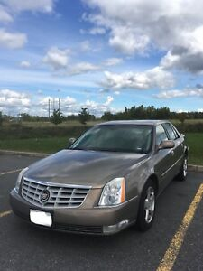 2007 Cadillac DTS Fully Loaded Brand New Winter Tires
