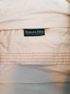 Single bed sheet set x2