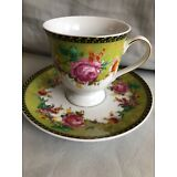 Royal Scotland Tea Cup And Saucer Set