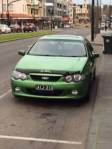 2003 Ford Falcon Sedan Ballarat Central Ballarat City Preview