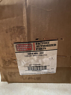 02xb660003 Thrust Bearing And Pin Package Unopened Box