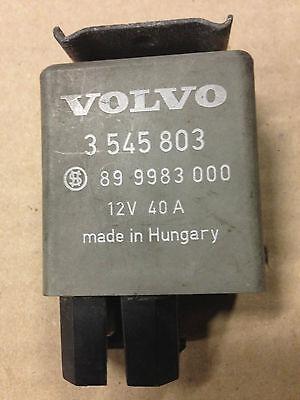 VOLVO RELÈ RELAY POMPA CARBURANTE 3545803 - Volvo Carburante Relay