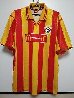 SIZE XL Birkirkara Malta 1990s Home Football Shirt Jersey image