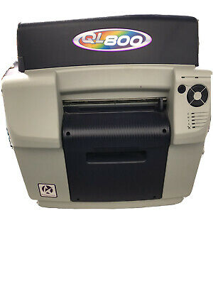 Quicklabel Systems Ql-800 Color Label Printer
