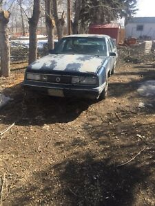 Old beater for sale Pontiac 6000