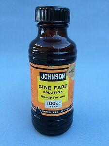 Johnson Cine Fade Solution. Whyalla Whyalla Area Preview