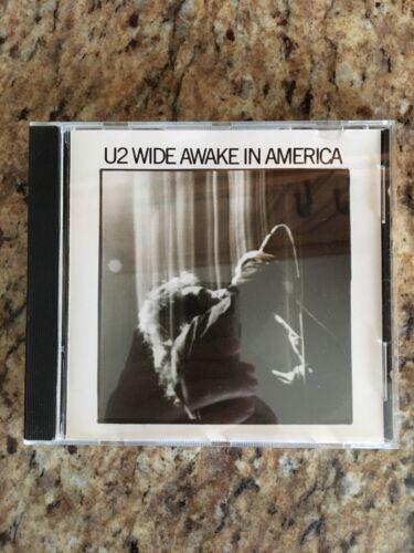 U2 Wide Awake In America CD - $8.00