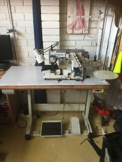 Coverstitch Industrial Sewing Machine