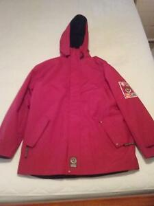 ICE STEP MOUNTAINEERING I.S.P EXPEDITION JACKET Mount Victoria Blue Mountains Preview