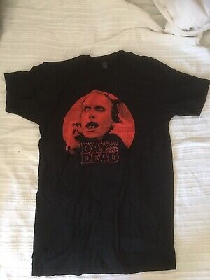 Day Of The Dead, T-Shirt Größe M, Neu Zombie, Romero