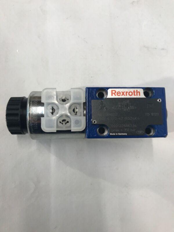 Bosch Rexroth R900905552 Directional Valve 4 WE 6 U12-62/EG24K4