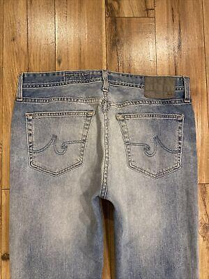 AG Adriano Goldschmied The Everett Slim Straight Leg Jeans Men's Size 34 X 30