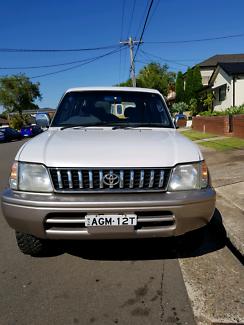 1998 Toyota VX Land Cruiser Prado