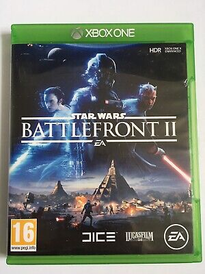 Star Wars Battlefront 2 (Xbox One) - Very Good - *** FAST & FREE ***