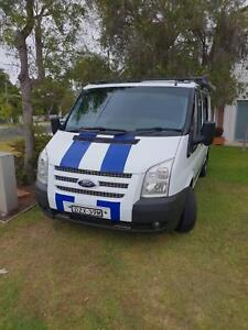 2013 Ford Transit Van Camper (Over 16 Included extras/options)