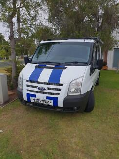 2013 Ford Transit Van Camper (Over 16 Included extras/options) Port Macquarie Port Macquarie City Preview