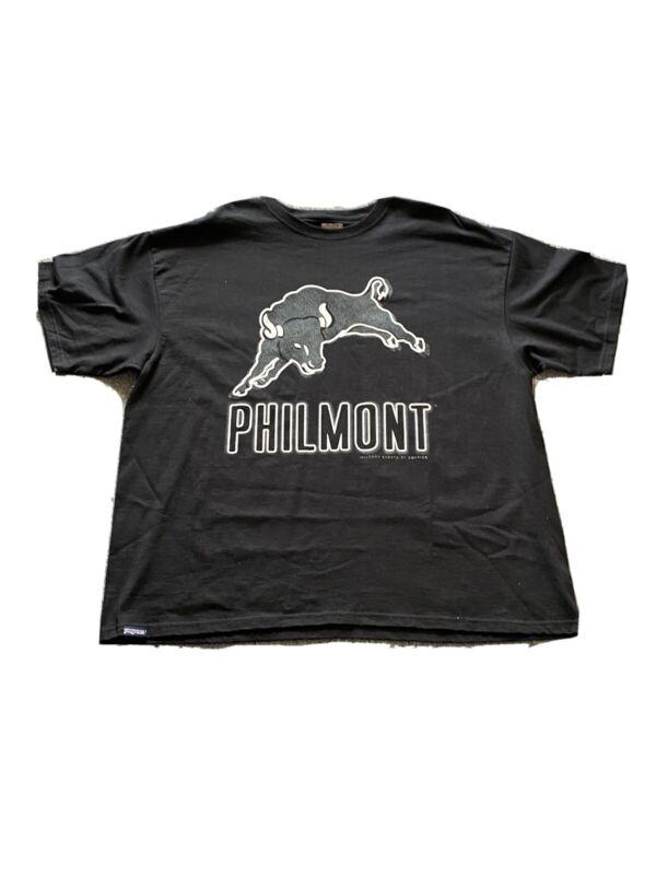 Boy Scouts Of America Black Philmont Bull Jansport T Shirt Size XXL 2XL