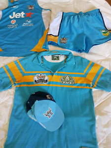 Titans 100 years of rugby league Cairns Cairns City Preview