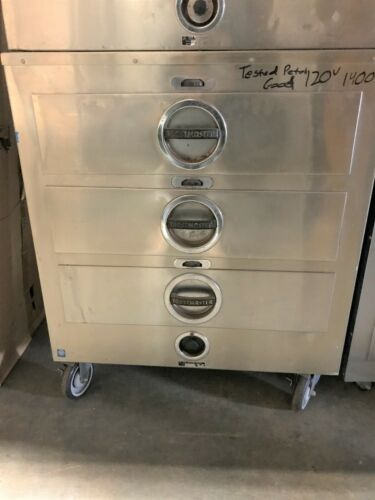 Toastmaster 3 Drawers Warmer